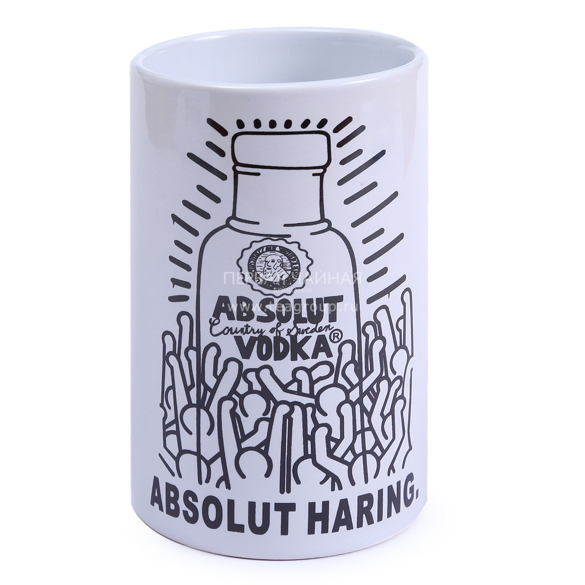 "Стакан ""Absolut"" 250 мл."