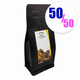 "Эспрессо-смесь D'Affari ""Espresso blend Traditional"" 50/50, 250 гр"